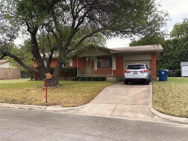 407 Peer Drive, Hewitt, TX 76643 (MLS #192865) :: A.G. Real Estate & Associates