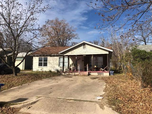 3915 Shelby Avenue, Waco, TX 76711 (MLS #192875) :: A.G. Real Estate & Associates