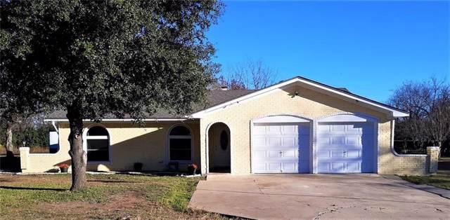 108 Alamo Drive, Mcgregor, TX 76657 (MLS #192894) :: A.G. Real Estate & Associates