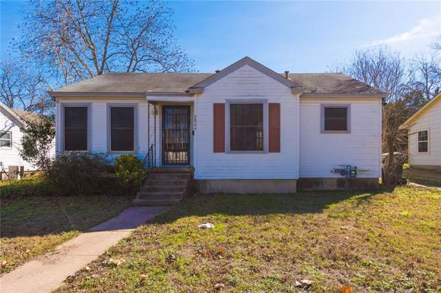 2804 Alexander, Waco, TX 76708 (MLS #192919) :: A.G. Real Estate & Associates