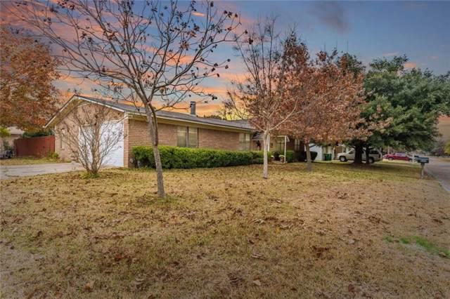 809 W Elizabeth Drive, Robinson, TX 76706 (MLS #192931) :: A.G. Real Estate & Associates