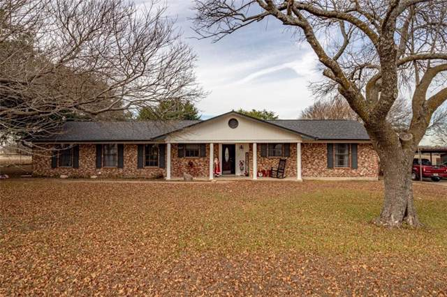 3378 Spring Valley Road, Lorena, TX 76655 (MLS #192942) :: A.G. Real Estate & Associates