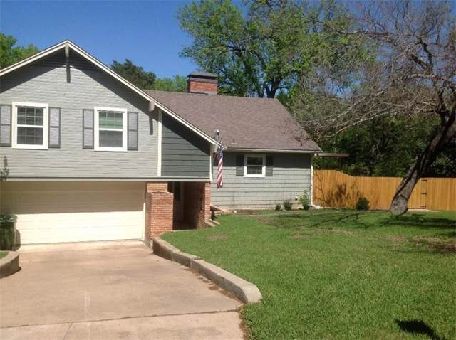 2417 Charboneau Drive, Waco, TX 76710 (MLS #192947) :: A.G. Real Estate & Associates
