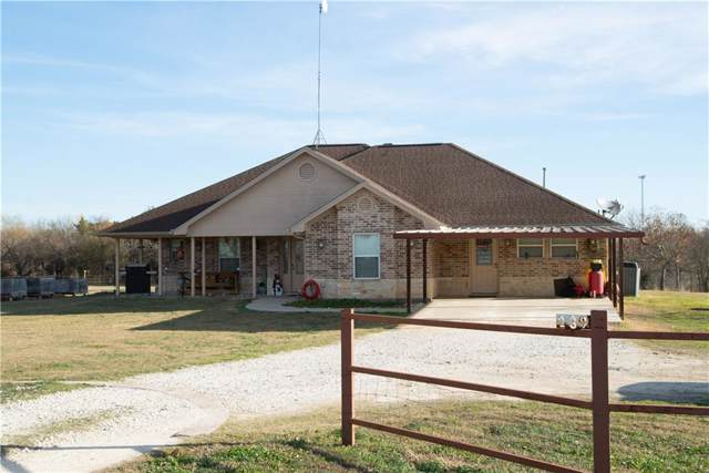 239 Richter Road, Leroy, TX 76654 (MLS #192949) :: A.G. Real Estate & Associates