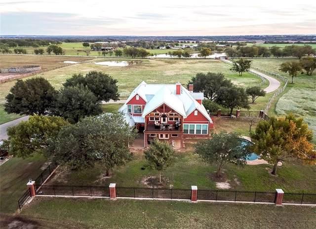 1334 Coyote Lane, Crawford, TX 76638 (MLS #192956) :: A.G. Real Estate & Associates