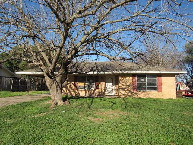 734 Crestline Drive, Mexia, TX 76667 (MLS #192964) :: The i35 Group
