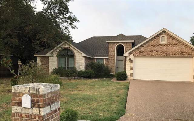 104 Elmore, Woodway, TX 76710 (MLS #192977) :: The i35 Group