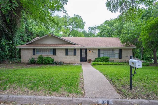 8201 Mosswood Drive, Woodway, TX 76712 (MLS #192980) :: The i35 Group