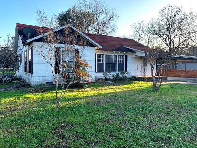 303 E Ave D Avenue, Rosebud, TX 76570 (MLS #193102) :: A.G. Real Estate & Associates