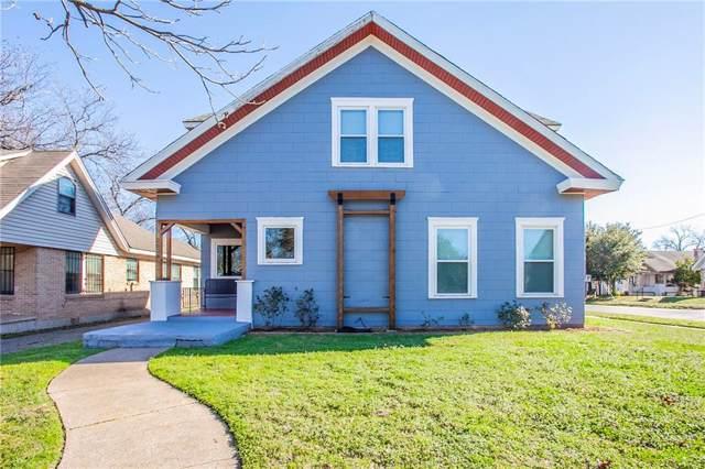 2526 Fort Avenue, Waco, TX 76707 (MLS #193272) :: A.G. Real Estate & Associates