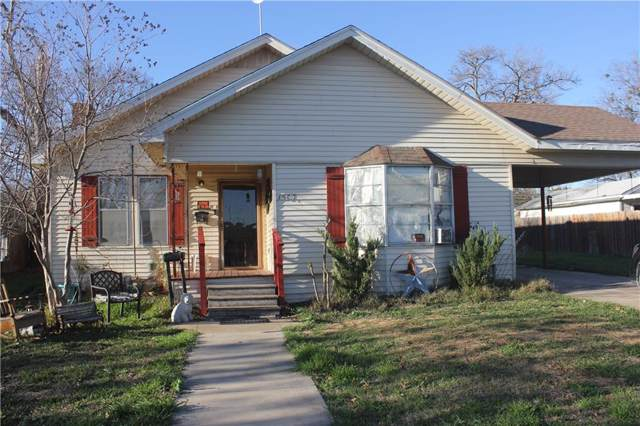 1507 E Texas Avenue, Mart, TX 76664 (MLS #193406) :: A.G. Real Estate & Associates