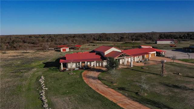 233 Lcr 406, Groesbeck, TX 76642 (MLS #193427) :: A.G. Real Estate & Associates