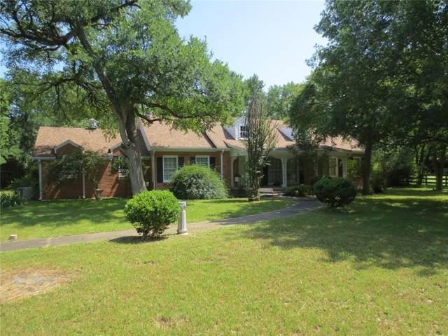 2800 Lindsey Hollow Road, Waco, TX 76708 (MLS #193492) :: A.G. Real Estate & Associates