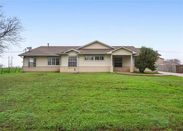 1606 Robert E Lee Drive, Marlin, TX 76661 (MLS #193561) :: A.G. Real Estate & Associates