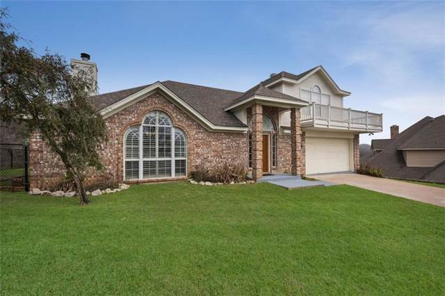 15070 Golf Drive, Whitney, TX 76692 (MLS #193581) :: The i35 Group