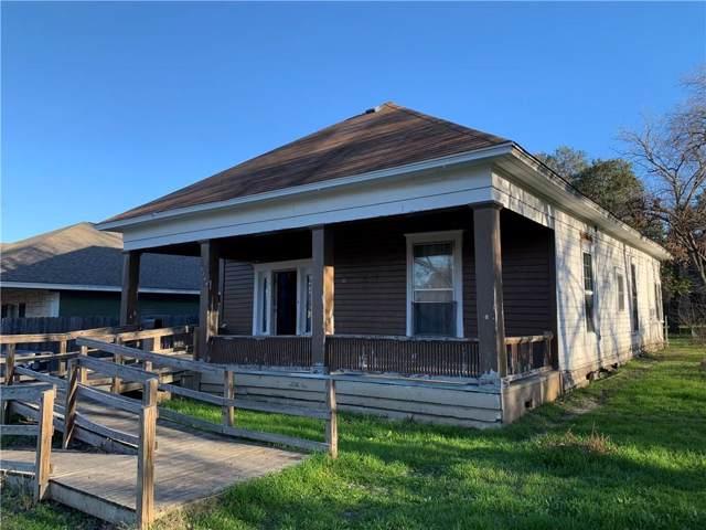 2204 Parrott Avenue, Waco, TX 76707 (MLS #193649) :: A.G. Real Estate & Associates