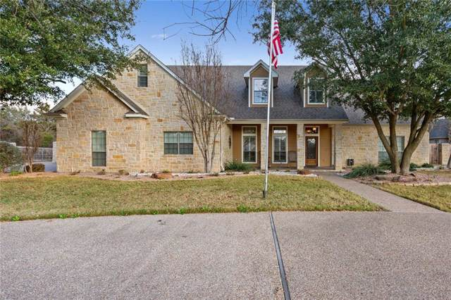 144 Painted Horse Trail, Woodway, TX 76712 (MLS #193664) :: A.G. Real Estate & Associates