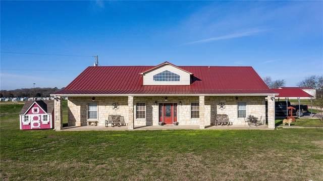 125 Fcr 931, Mexia, TX 76667 (MLS #193866) :: A.G. Real Estate & Associates