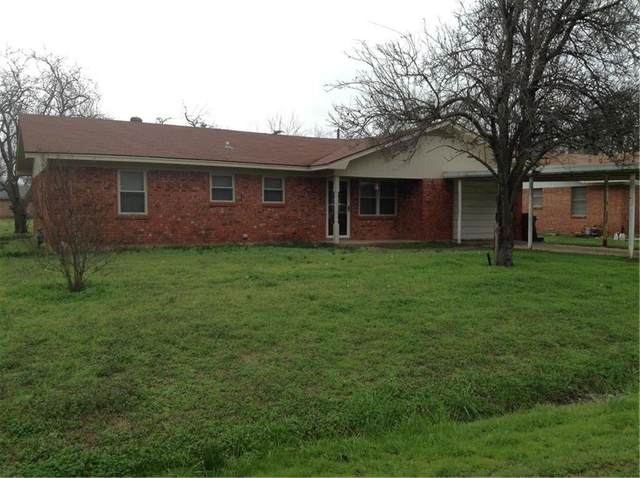 202 NE 8th Street, Hubbard, TX 76648 (MLS #193923) :: A.G. Real Estate & Associates