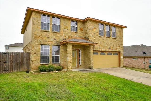 2108 Vernice Drive, Copperas Cove, TX 76522 (MLS #194134) :: The i35 Group