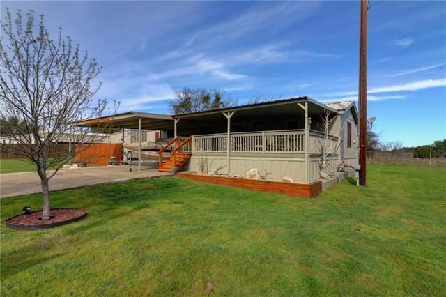 214 Cr 1627, Clifton, TX 76634 (MLS #194153) :: A.G. Real Estate & Associates