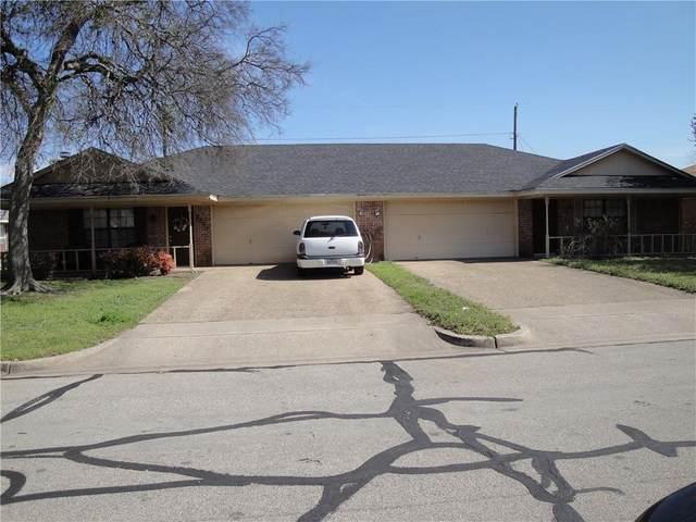 2300-2302 Kirby Lee Street, Waco, TX 76712 (#194177) :: Zina & Co. Real Estate