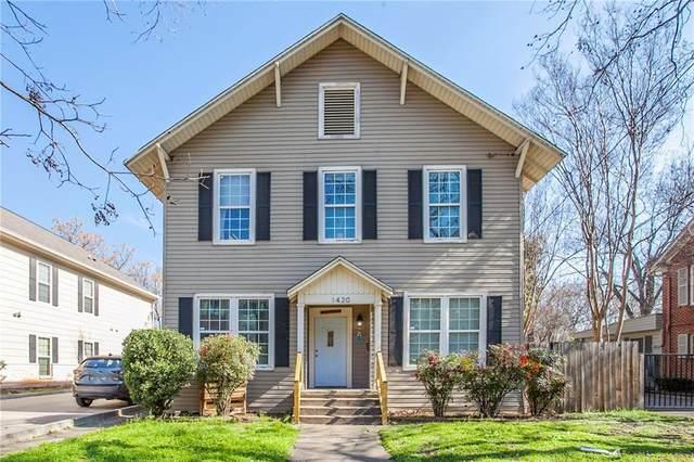 1420 S 10th Street, Waco, TX 76706 (MLS #194244) :: A.G. Real Estate & Associates