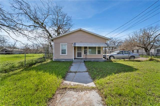 822 Hines Avenue, Waco, TX 76706 (MLS #194437) :: A.G. Real Estate & Associates
