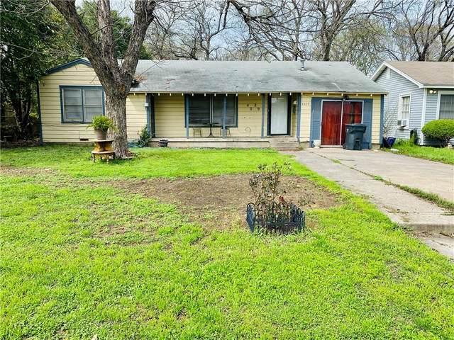 4029 Maple Avenue, Waco, TX 76707 (MLS #194521) :: A.G. Real Estate & Associates