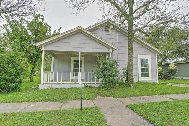 812 W 2nd Street, Mcgregor, TX 76657 (MLS #194668) :: A.G. Real Estate & Associates