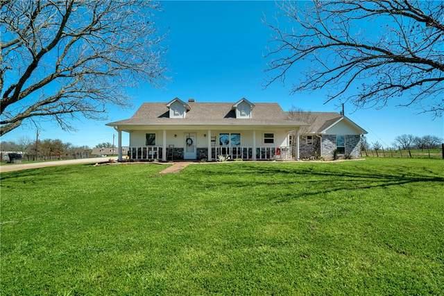 164 Cr 478D, Lott, TX 76656 (MLS #194686) :: A.G. Real Estate & Associates