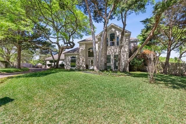 404 Oak Forest Circle, Woodway, TX 76712 (MLS #194701) :: A.G. Real Estate & Associates