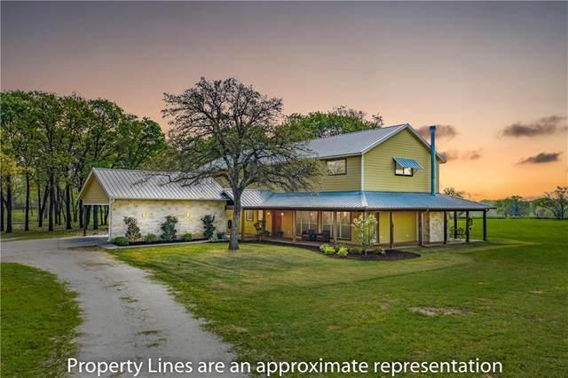 260 Buckshot Drive, Whitney, TX 76692 (MLS #194749) :: A.G. Real Estate & Associates