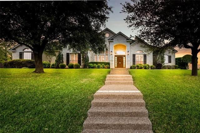2011 Brook Arbor Court, Mcgregor, TX 76657 (MLS #194754) :: A.G. Real Estate & Associates