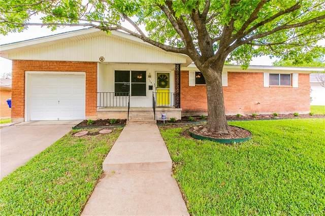 1301 Parkdale Drive, Waco, TX 76710 (MLS #194784) :: A.G. Real Estate & Associates