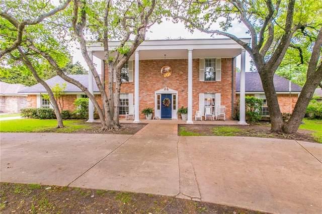 211 Trailwood Drive, Woodway, TX 76712 (MLS #194811) :: A.G. Real Estate & Associates