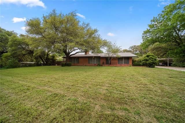 615 Perry Street, Marlin, TX 76661 (MLS #194815) :: A.G. Real Estate & Associates