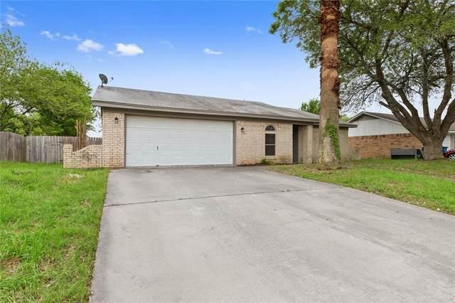 802 Rosedale Drive, Hewitt, TX 76643 (MLS #194829) :: A.G. Real Estate & Associates