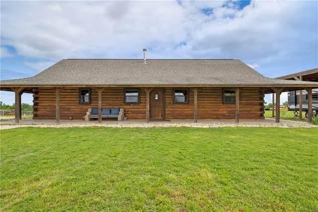 2000 N Speegleville Road, Woodway, TX 76712 (MLS #194840) :: A.G. Real Estate & Associates