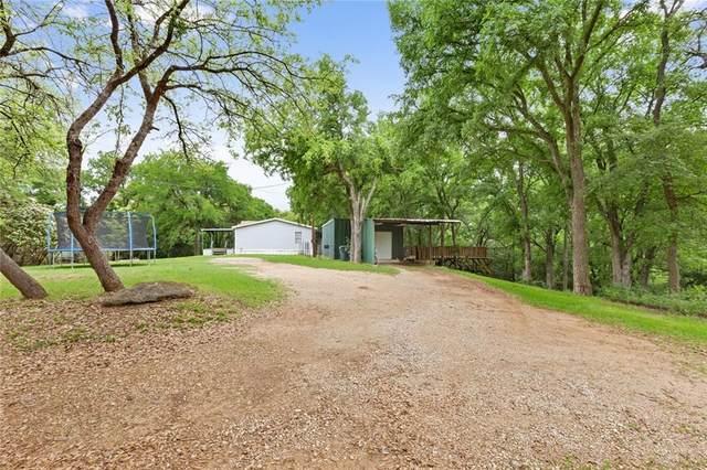 542 River Park Road, Woodway, TX 76712 (MLS #194862) :: A.G. Real Estate & Associates