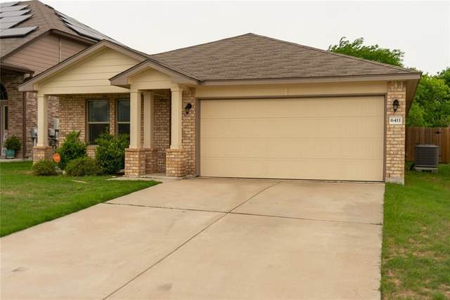 6411 Ambrose Circle, Temple, TX 76502 (MLS #194869) :: Vista Real Estate