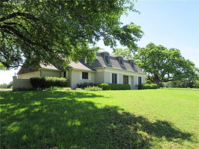 1201 Rock Dam Road, Marlin, TX 76661 (MLS #194882) :: A.G. Real Estate & Associates