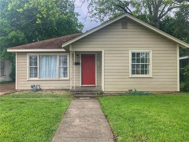 3628 Leland Avenue, Waco, TX 76708 (MLS #194887) :: The i35 Group