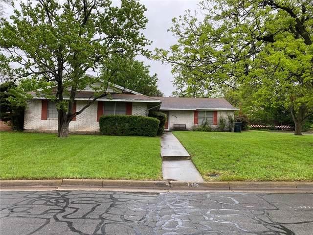 6106 Landmark Drive, Waco, TX 76710 (MLS #194906) :: The i35 Group