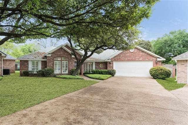 3623 Fieldstone Circle, Waco, TX 76708 (MLS #194907) :: The i35 Group