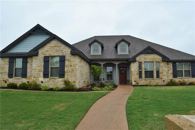 542 Perry Lane, Robinson, TX 76706 (MLS #194910) :: A.G. Real Estate & Associates
