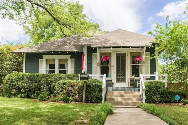 3625 Morrow Avenue, Waco, TX 76710 (MLS #194922) :: The i35 Group