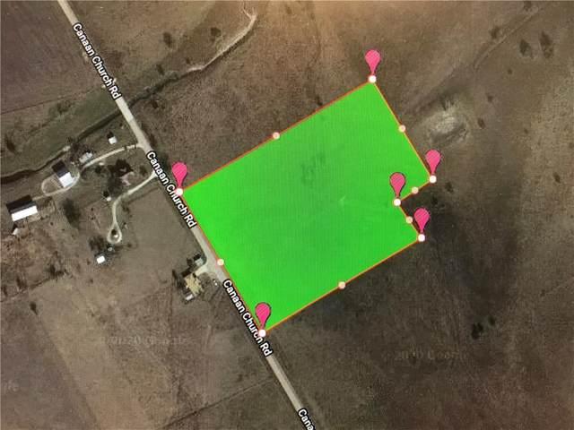 TBD Canaan Church Road, Crawford, TX 76638 (MLS #194943) :: A.G. Real Estate & Associates