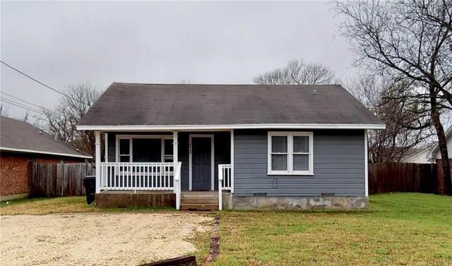 2429 S 2nd Street, Waco, TX 76706 (MLS #195196) :: A.G. Real Estate & Associates