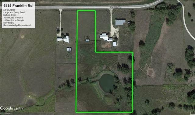 5415 Franklin Road, Moody, TX 76557 (MLS #195201) :: The i35 Group